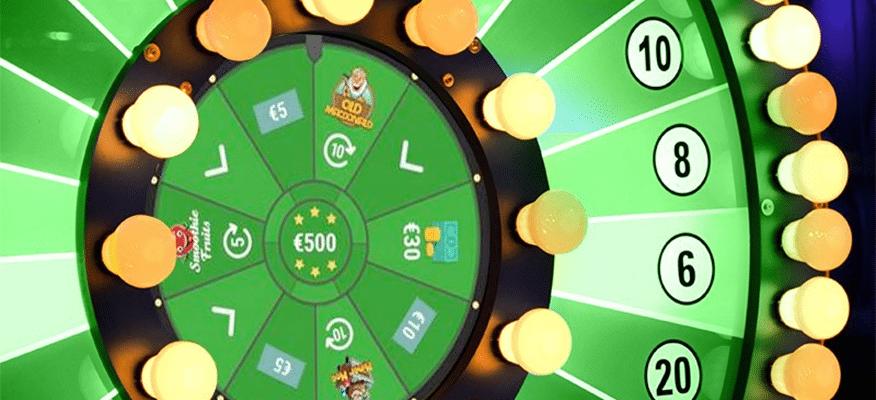 Unibet Bingo lojaalsuse ratas