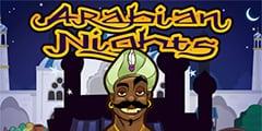 Arabian Nights jackpot sloti leiab Paf portaalist.