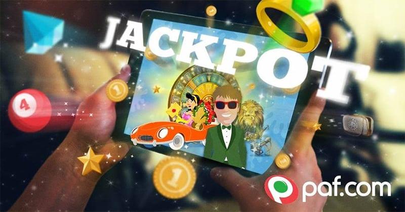Eesti mängija võitis Paf Bingos 232 881-eurose jackpoti!