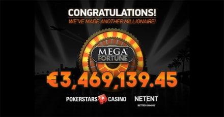 Saksa mängija võitis 3.4 miljonit eurot mängus Mega Fortune