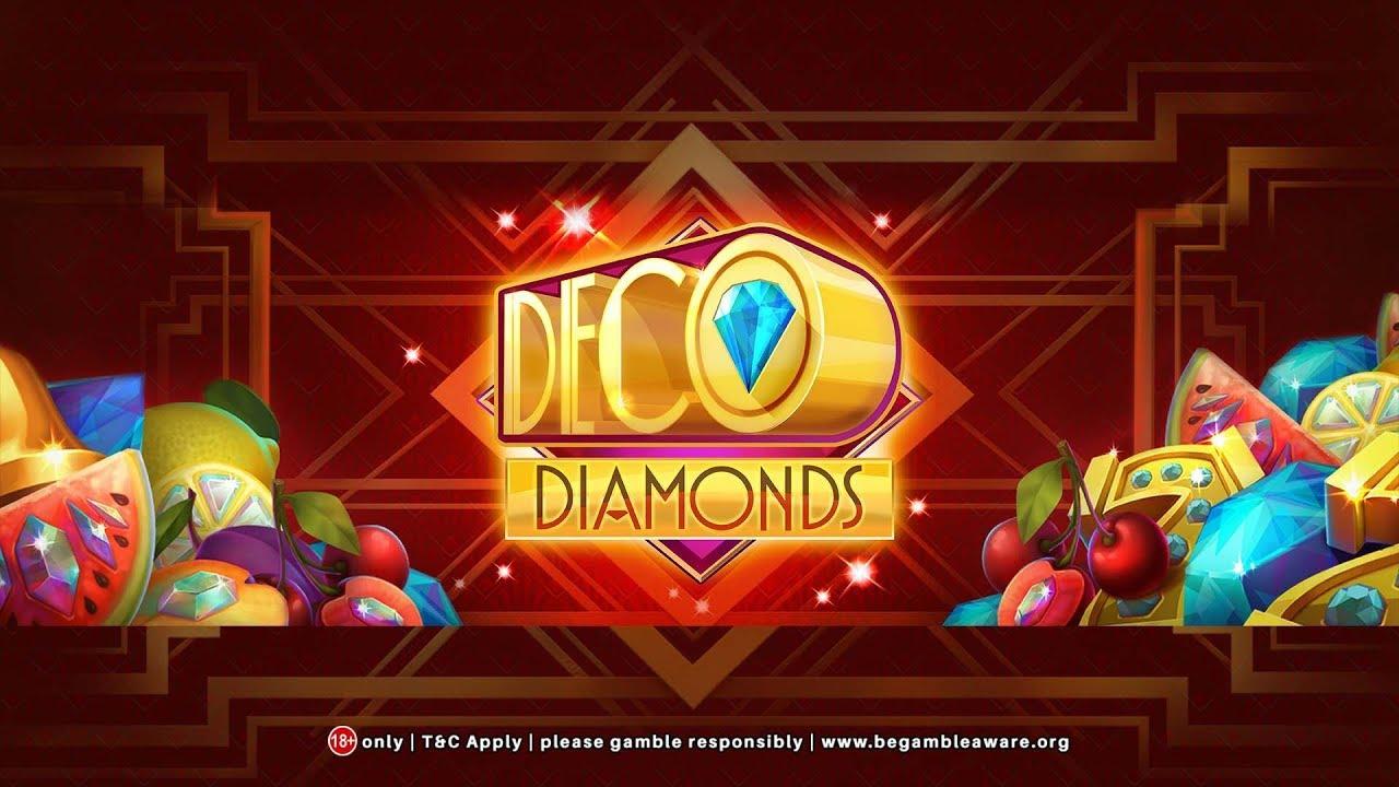 Sel nädalavahetusel 50 tasuta spinni mängus Deco Diamonds