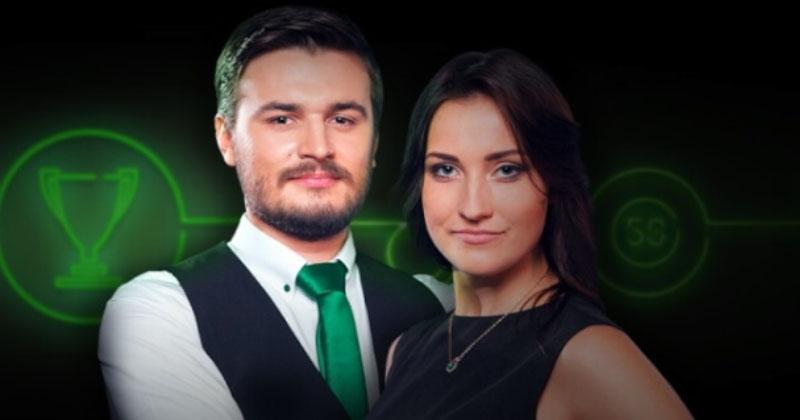 Unibeti live-kasiino kampaania – auhinnafondis €75 000