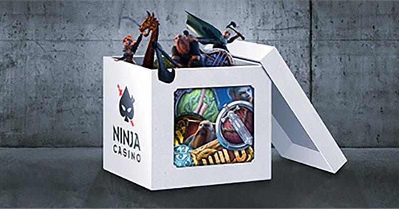 Ninja Casino missioonide kampaania – auhinnafondis €1000