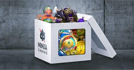 Ninja Casino missioonide kampaania – auhinnafondis €1500
