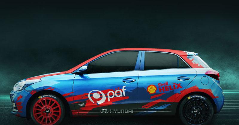 Paf spordiennustuse kampaania – võida tuunitud Hyundai i20