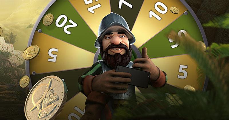 Ninja Casino Gonzo's Quest superkeerutused – teeni kuni 50 tasuta keerutust iga päev
