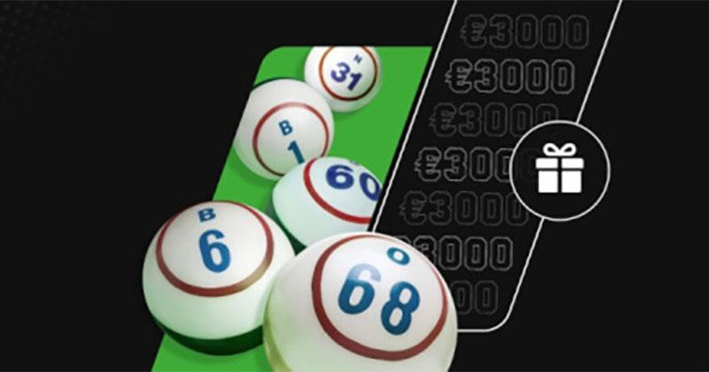 Unibeti bingo superlaupäevad – auhinnafondis €3000