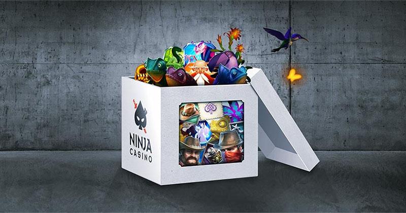 Ninja Casino märtsi missioon – auhinnafondis €2500
