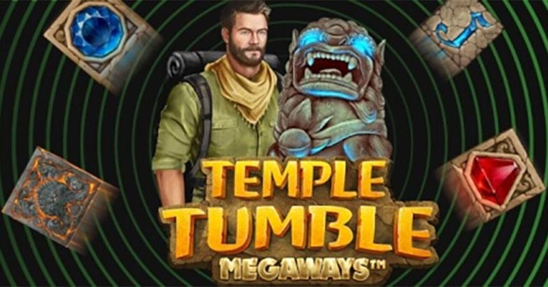 Unibeti Temple Tumble Megaways turniir – auhinnafondis €10 000
