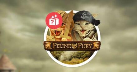 Pafi Feline Fury sloti kampaania – auhinnafondis Mysteri tasuta keerutused