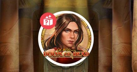 Pafi Cat Wilde and the Doom of Dead sloti kampaania – auhinnafondis Mysteri tasuta keerutused