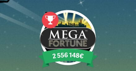 Pafi Mega Fortune turniir – auhinnafondis €1500
