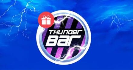 Paf annab 160 pärisraha keerutust mängus Thunderbar Poker