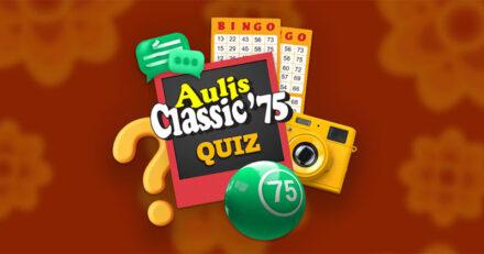 Pafi Aulis Classic' 75 kampaania – teeni €10 väärtuses tasuta pileteid