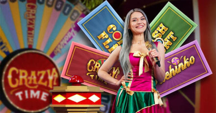 Võida live-kasiino mängushows kuni €500 pärisraha puhtalt kätte