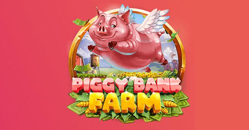 SuperCasino Piggy Bank Farm kampaania – napsa 25 tasuta spinni
