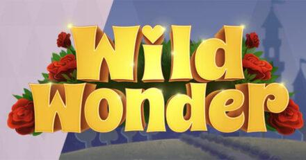 Täna 10 kuni 50 pärisraha keerutust mängus Wild Wonder