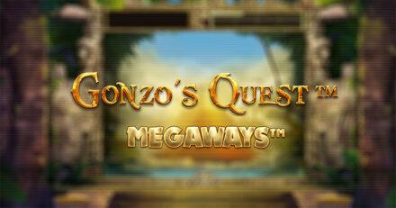 Kuni 200 tasuta spinni mängus Gonzo's Quest Megaways
