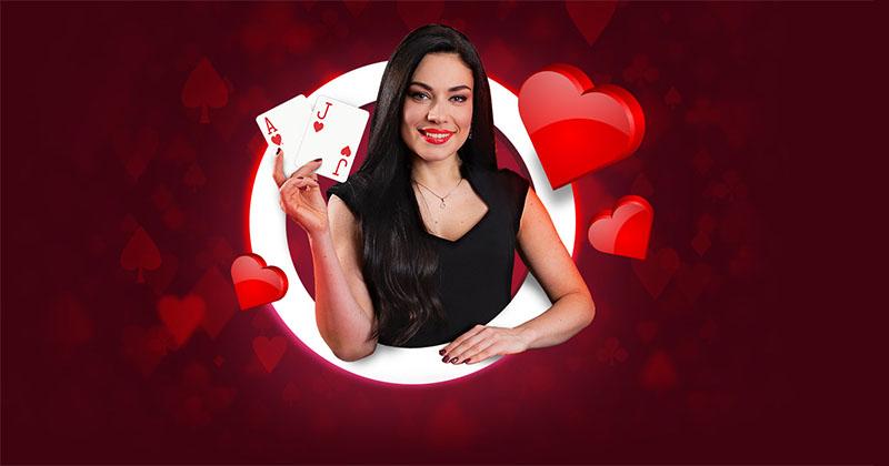 Teeni Optibetis 10-eurone blackjack boonus