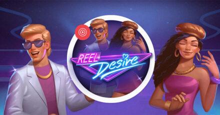 Täida mängu Reel Desire missioon ja võida €1800