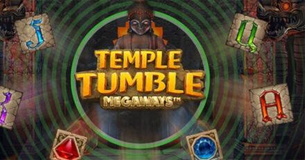 Teeni täna mängus Temple Tumble Megaways kuni 25 tasuta keerutust