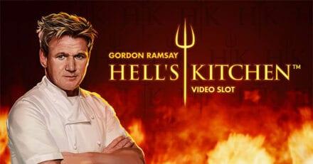 Nutz kasiinos kuni 200 tasuta keerutust mängus Hell's Kitchen