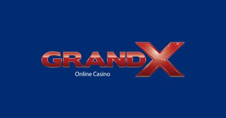 GrandX Tasuta Spinnid - €10 sissemaksel 100 tasuta spinni