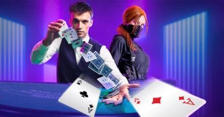 Mängi Ninja live-kasiino mänge ja premeeri end 2000 euroga