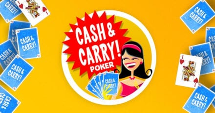 Mängi Pafi Cash & Carry videopokkerit ja teeni 60 tasuta pärisraha vooru