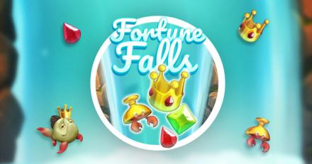Saa 60 tasuta keerutust mängus Fortune Falls