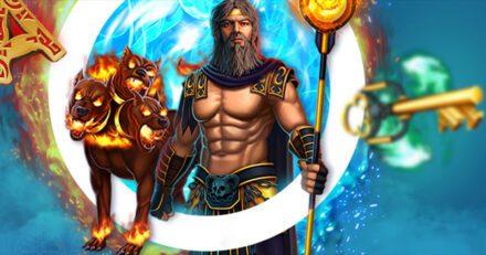 10 WinSpinni slotimängus Power of Gods ja 15% cashbacki
